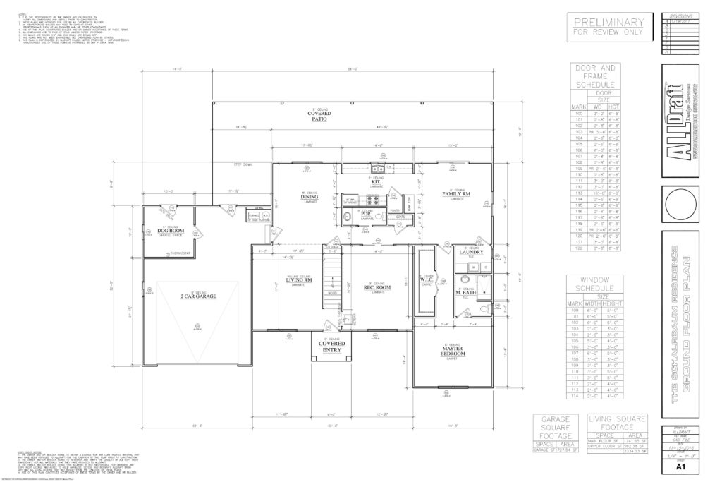 RECENT FLOOR PLAN DESIGNS - Autodraft Home Design and Drafting